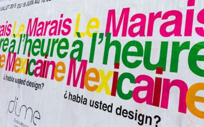 DI.ME Concept-Store – Pop Up Store du Design Mexicain