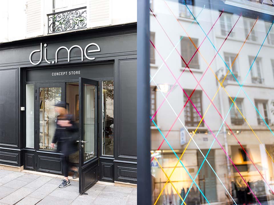 DiMé_Facade extérieure // PROMEXICO