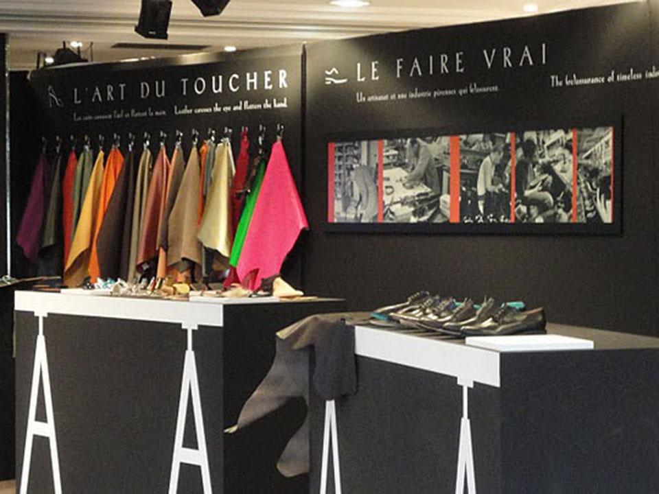 FASHION WEEK_Espace Presse// Fédération Française de la Chaussure